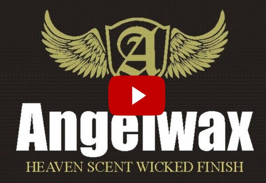 Angelwax Elixir oživení pryže a gumy