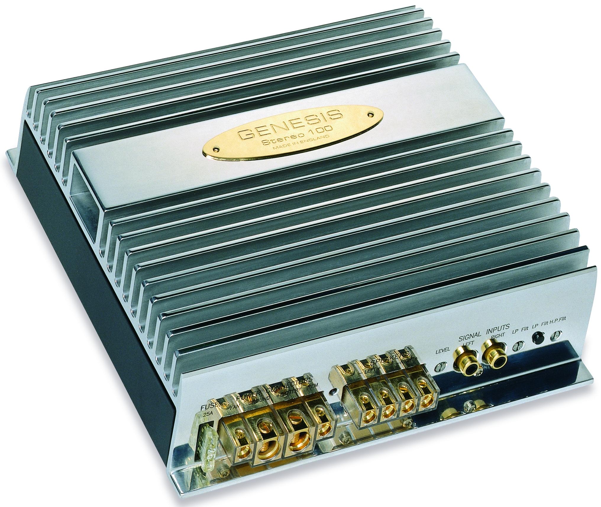 Zesilovač Genesis Stereo 100
