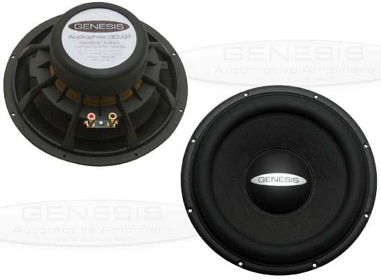Subwoofer Genesis Audiophile 30.01