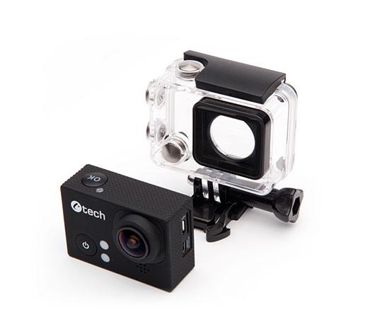 C-Tech MyCam 300 UltraWide Ultra HD videokamera a fotoaparát