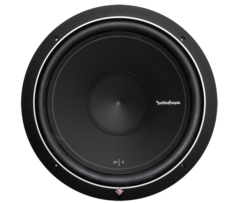 Subwoofer Rockford Fosgate Punch P1S2-15