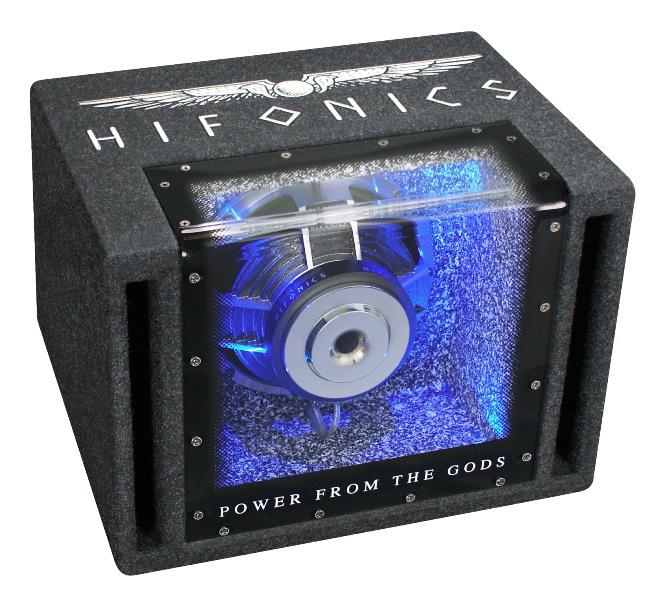 Subwoofer v boxu Hifonics TX 8BPi