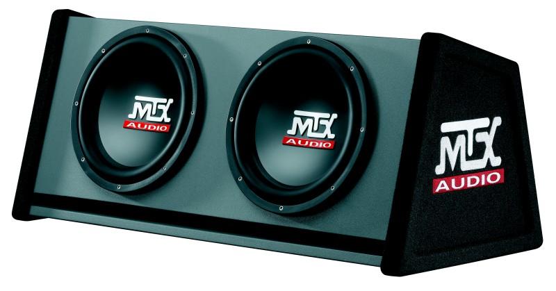 Subwoofer v boxu MTX Audio RT12X2DV