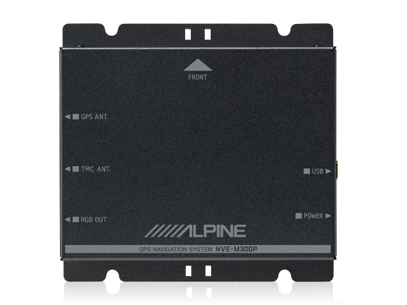 Navigace Alpine NVE-M300P