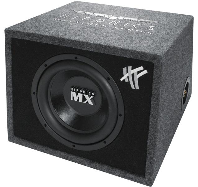 Subwoofer v boxu Hifonics MX10REFLEX