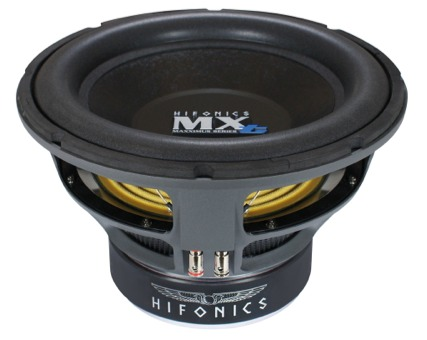 Subwoofer Hifonics MXT12D2