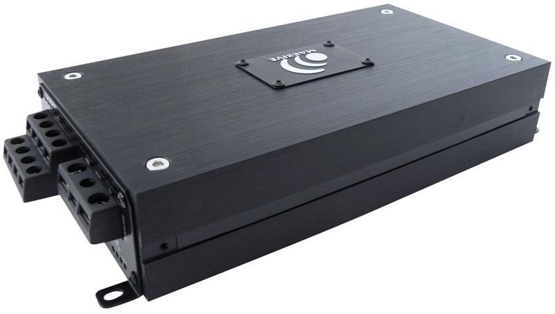 Zesilovač Massive Audio NX4
