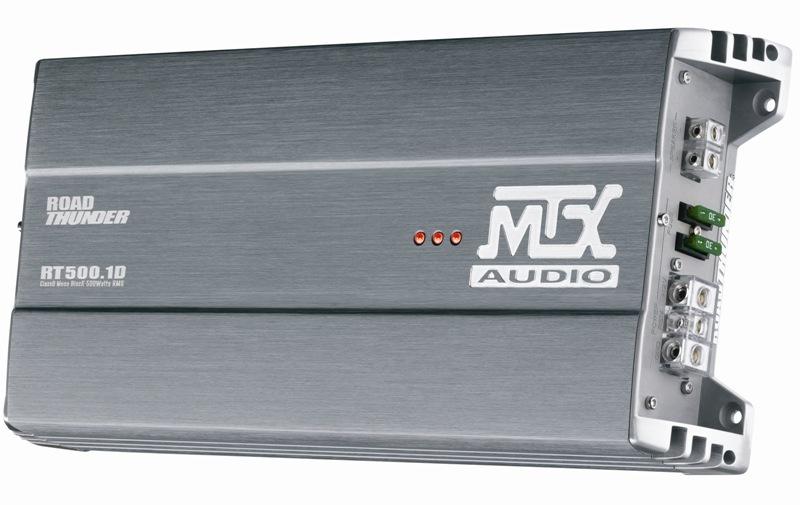 Zesilovač MTX Audio RT500.1D