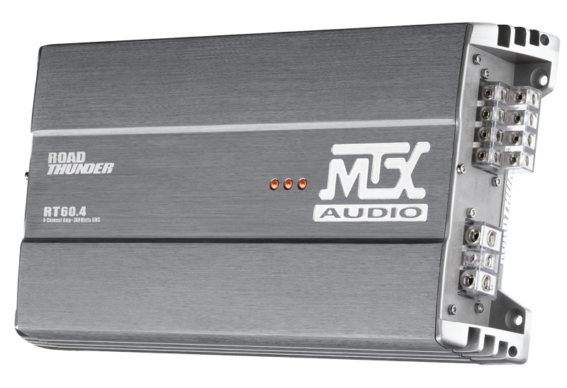 Zesilovač MTX Audio RT60.4