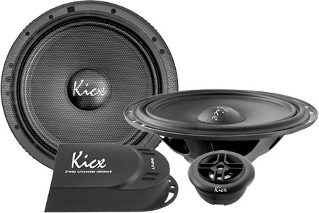 Reproduktory Kicx SL 6.2