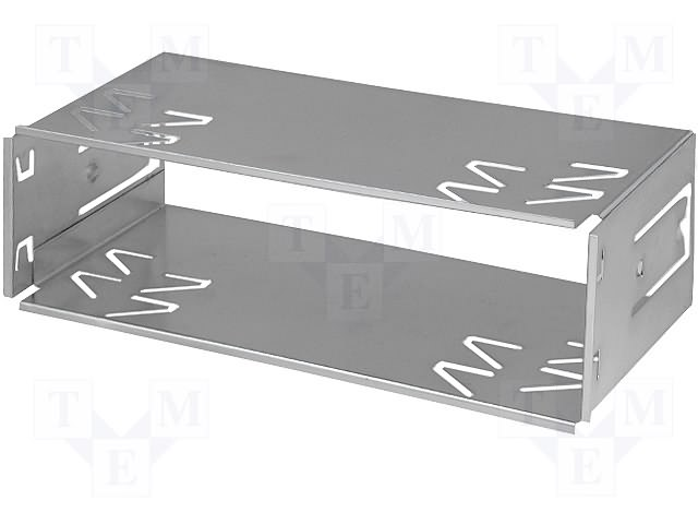 Plechový rámeček 1-DIN Blaupunkt