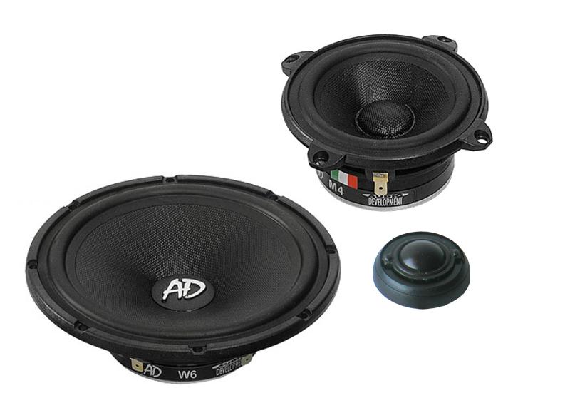 Reproduktory Audio Development AD 6.3