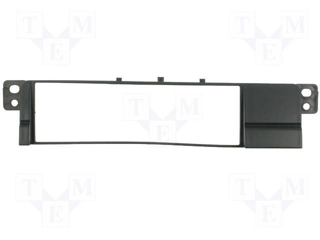 Rámeček autorádia 1-DIN BMW 3 (E46)