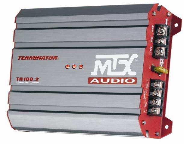 Zesilovač MTX Audio Terminator TR100.2