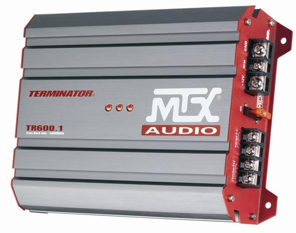 Zesilovač MTX Audio Terminator TR600.1