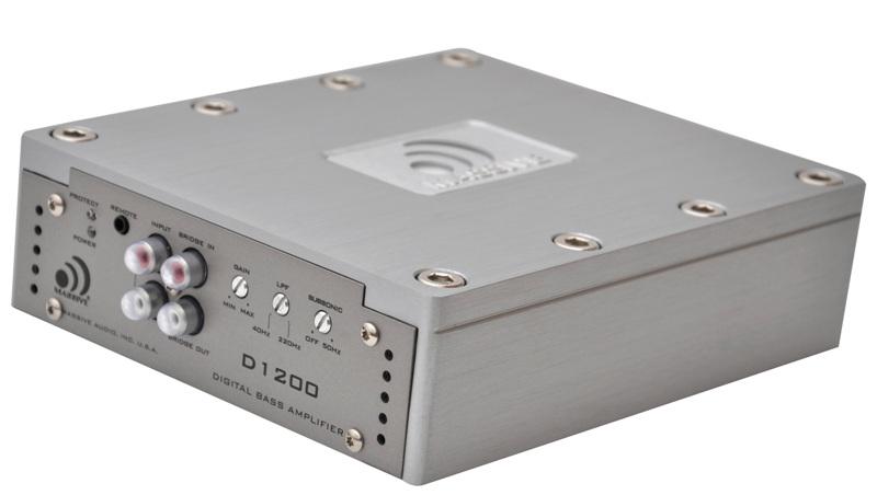 Zesilovač Massive Audio D 1200