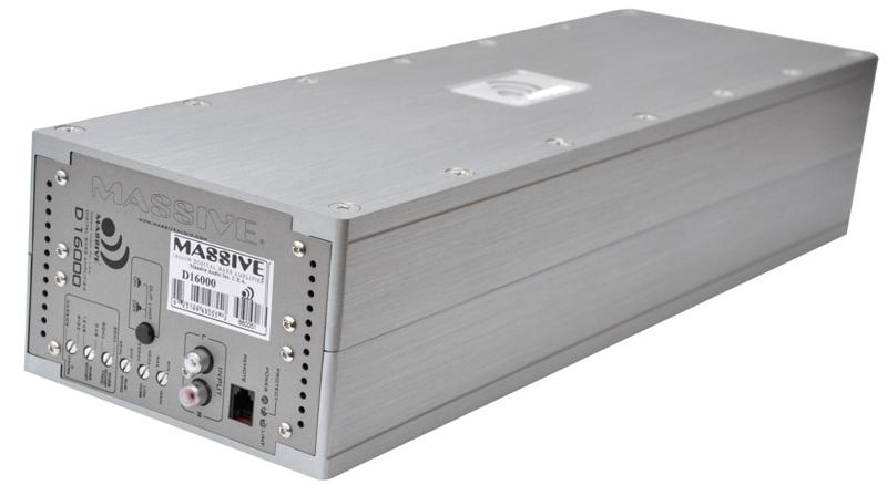 Zesilovač Massive Audio D 16000