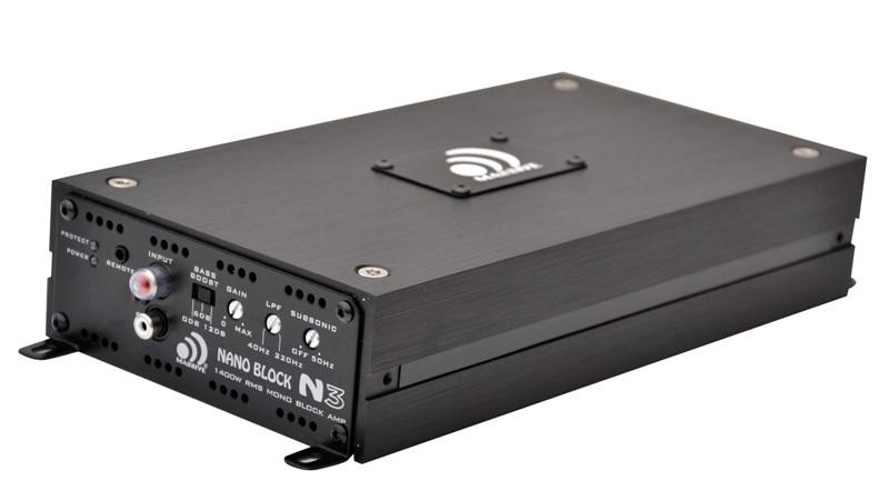 Zesilovač Massive Audio N3