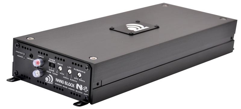 Zesilovač Massive Audio N4