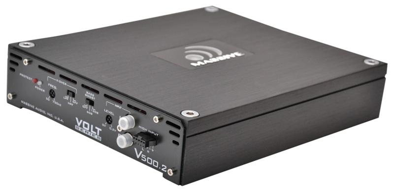 Zesilovač Massive Audio V 500.2
