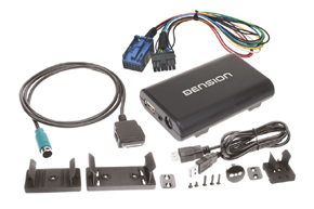 Dension GATEWAY 300 iPod/USB/AUX vstup Fiat / Alfa