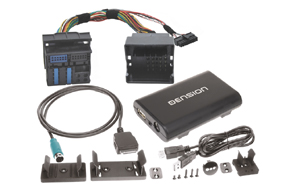 Dension GATEWAY 300 iPOD/USB/AUX vstup VW