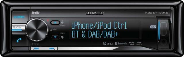 Autorádio Kenwood KDC-BT73DAB