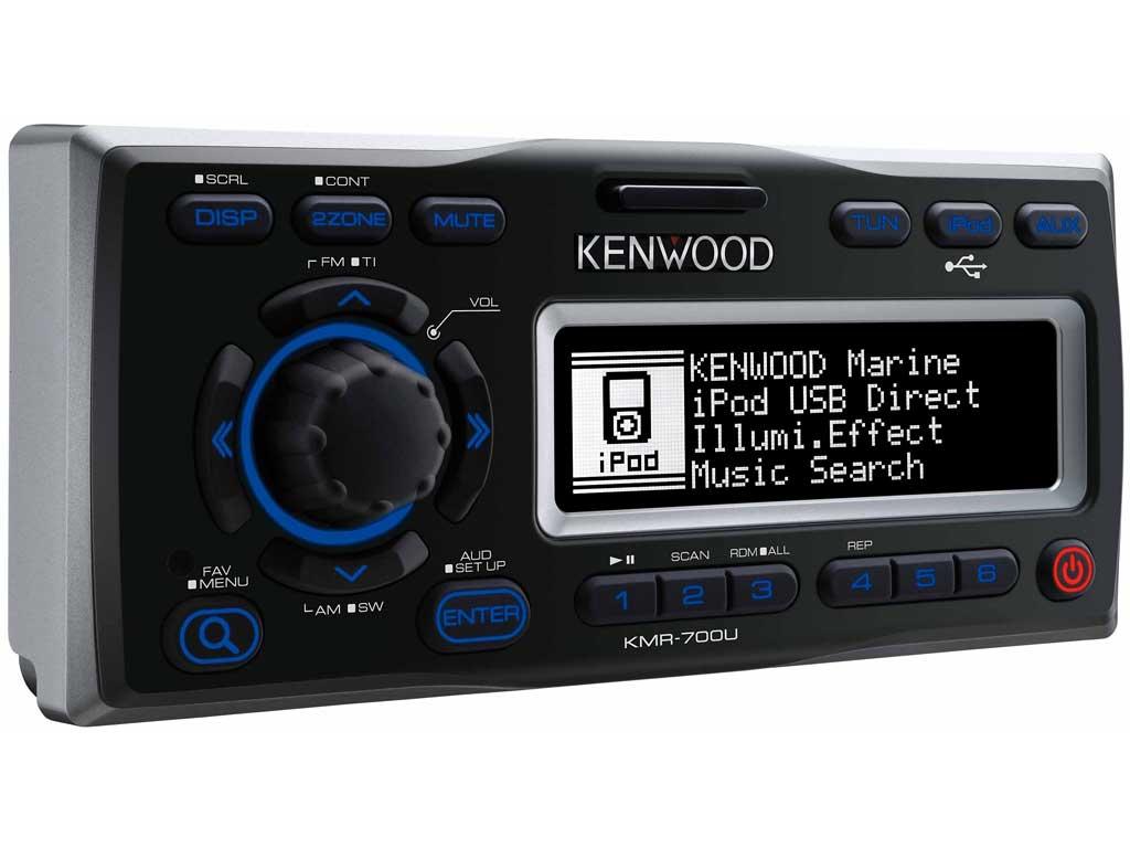 Autorádio Kenwood KMR-700U