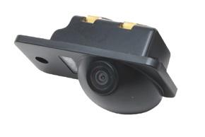 CCD parkovací kamera Audi A3 / A4 / A5 / A6 / Q7 221911