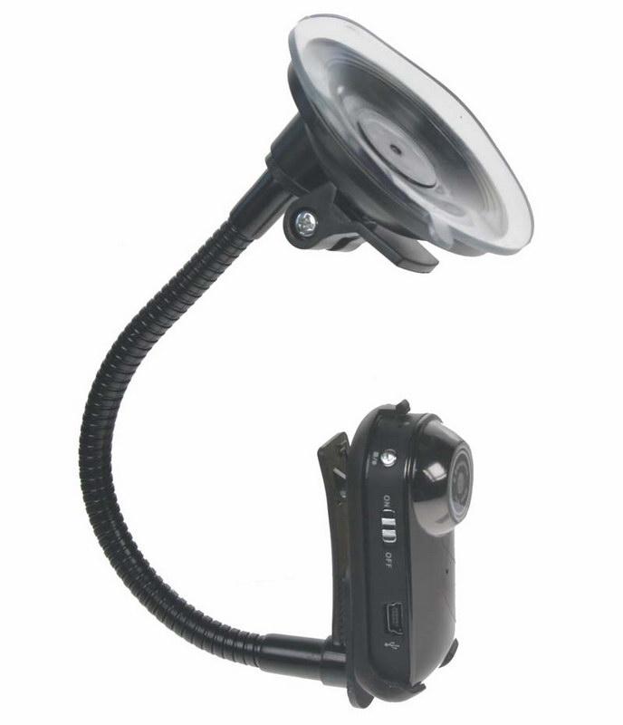 Miniaturní kamera se záznamem obrazu a zvuku dvr06