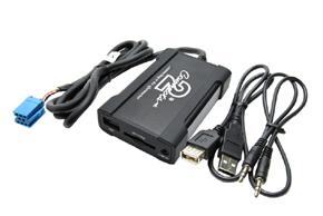 Connects2 USB/SD/AUX adaptér VW/SEAT/ŠKODA