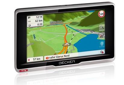 Navigace Becker Active.5 LMU PLUS