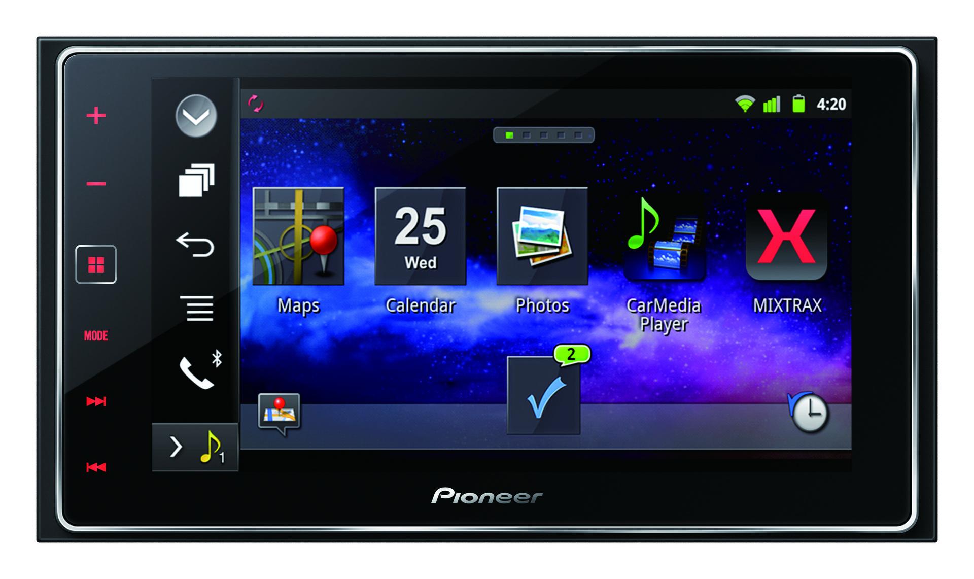 Autorádio Pioneer SPH-DA120