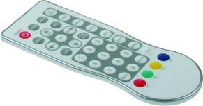 Dálkový ovladač k TV digitálnímu tuneru Asuka