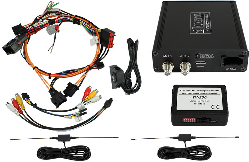 dvbLOGiC - DT1-LR10 TV tuner / USB Land Rover