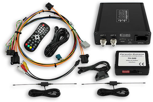 dvbLOGiC - DT2-LR12B - TV tuner / USB Land Rover