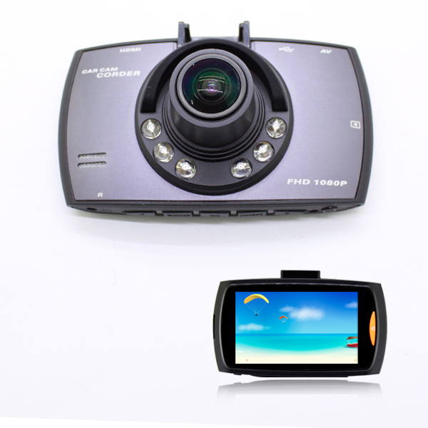 """FULL HD kamera se záznamem obrazu, 2,7"""" LCD DVR26"""