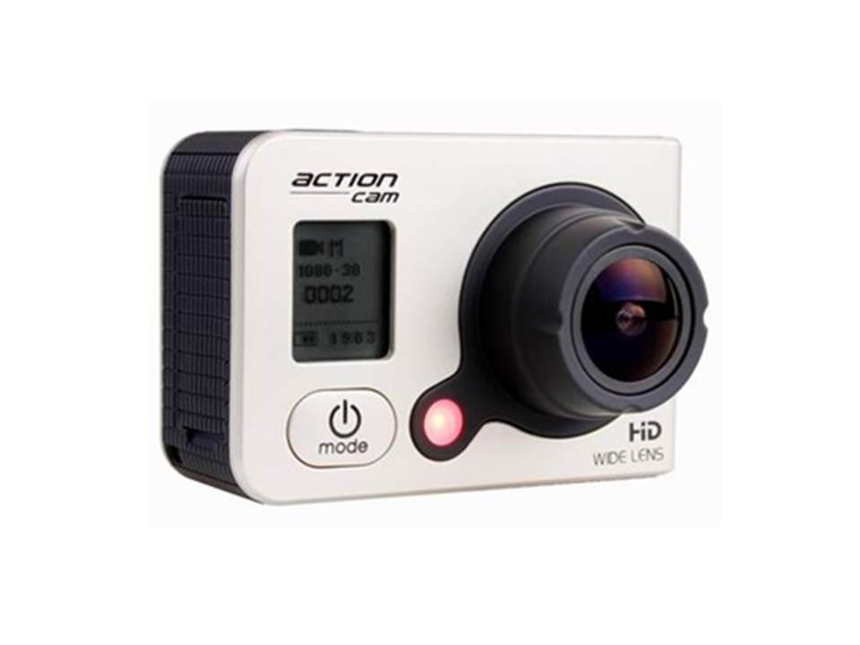 Full HD sportovní kamera DVRS01