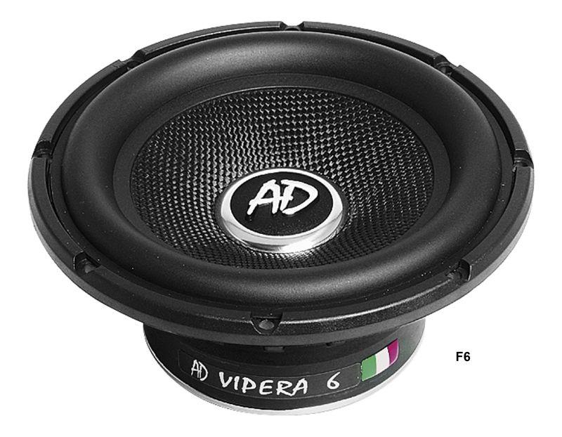 Reproduktory Audio Development Vipera F6