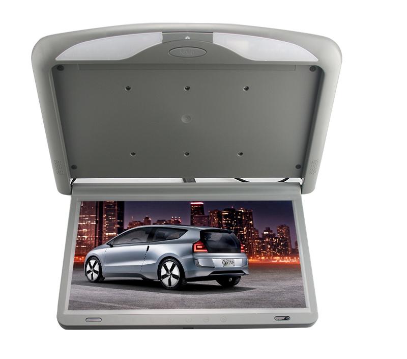 "Stropní LCD monitor 15,6"" šedý HDMI"