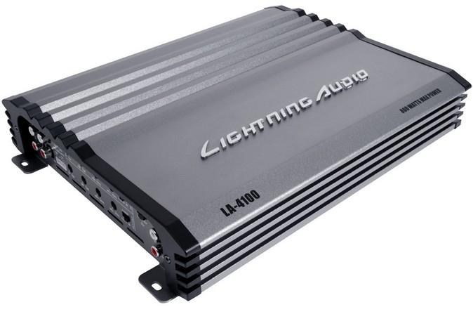 Zesilovač Lightning Audio LA-4200