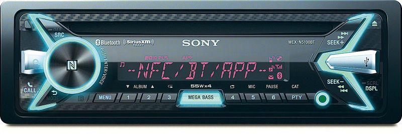 Autorádio Sony MEX-N5100BT