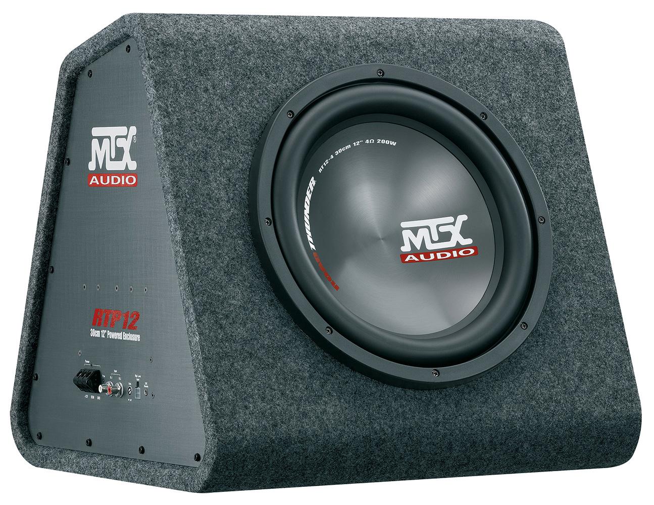 Aktivní subwoofer MTX Audio RTP12