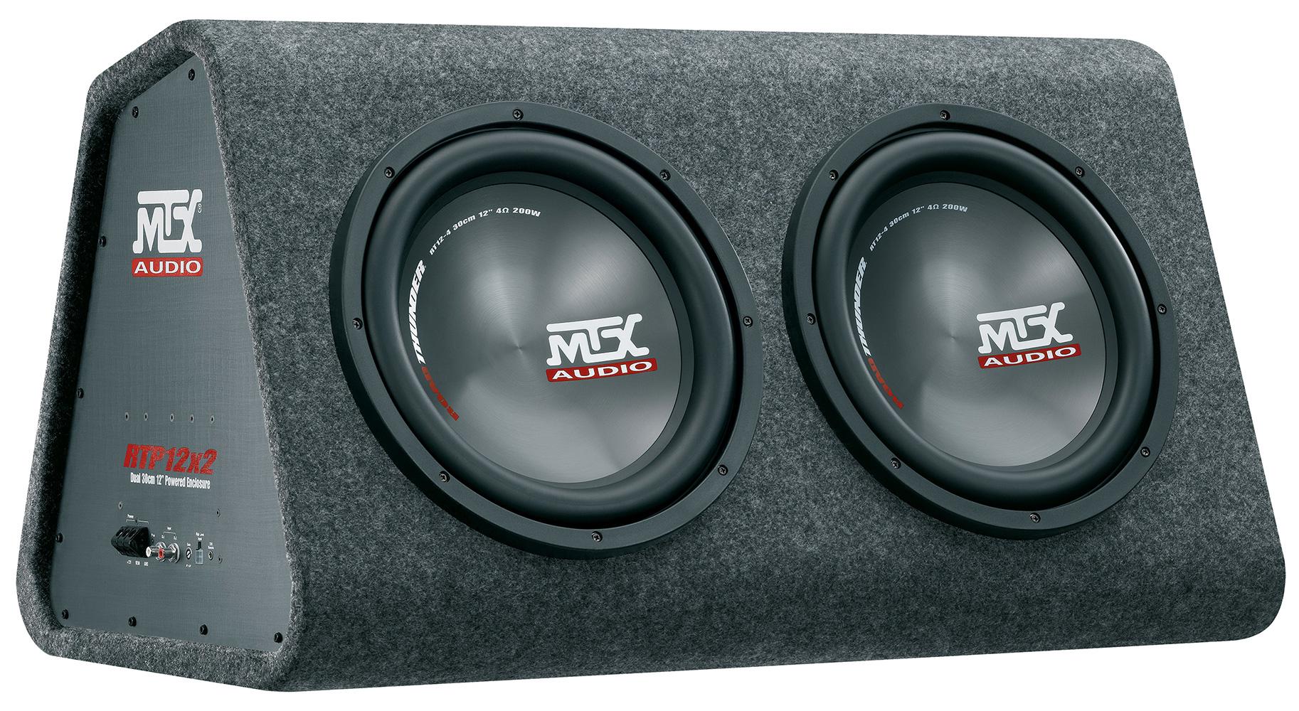 Aktivní subwoofer MTX Audio RTP12x2