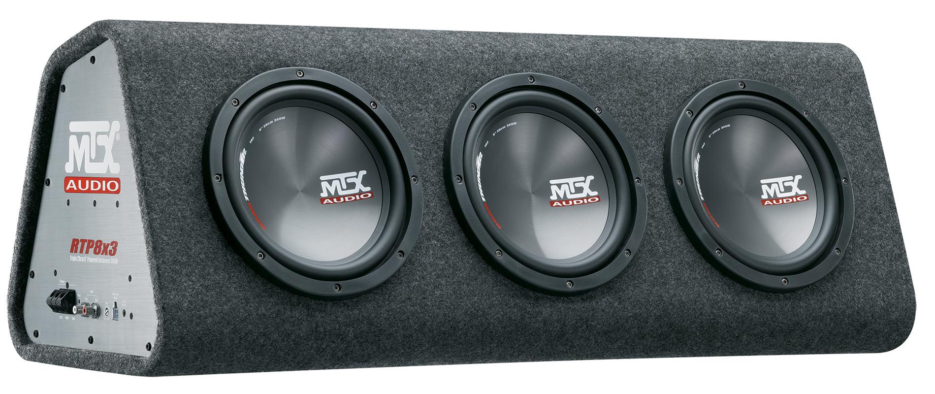 Aktivní subwoofer MTX Audio RTP8x3