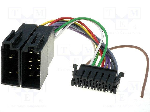 ISO konektory JVC 13 PIN