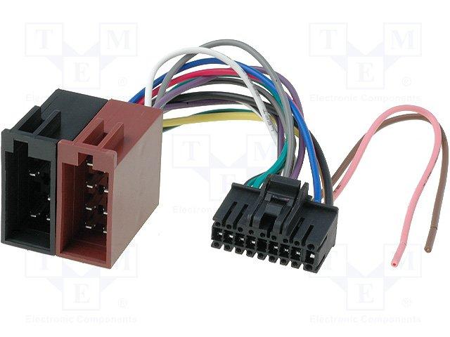 ISO konektory Sony 18 PIN