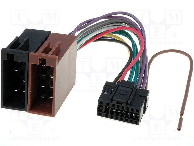 ISO konektory Sony 16 PIN D