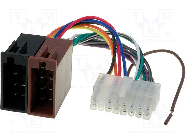 ISO konektory Pioneer 16 PIN G
