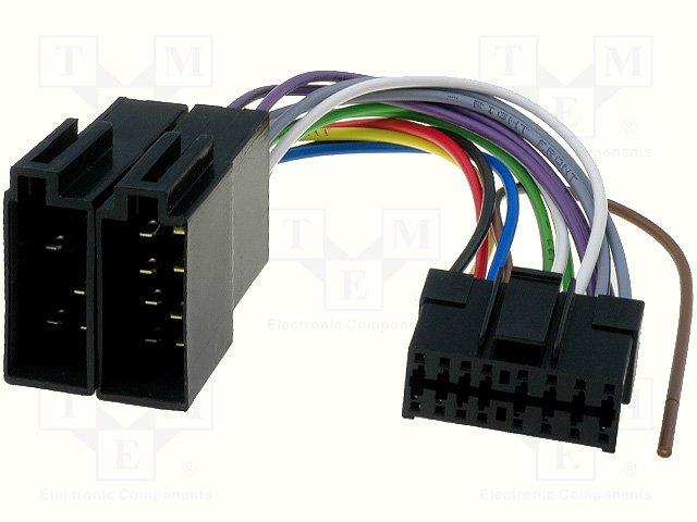 ISO konektory Pioneer 16 PIN H